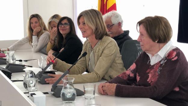 Sant Cugat nomena Montserrat Obiols i Carmen Rojo filles predilectes