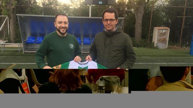 Jose Vargas renova amb el Valldoreix FC i complirà la cinquena temporada