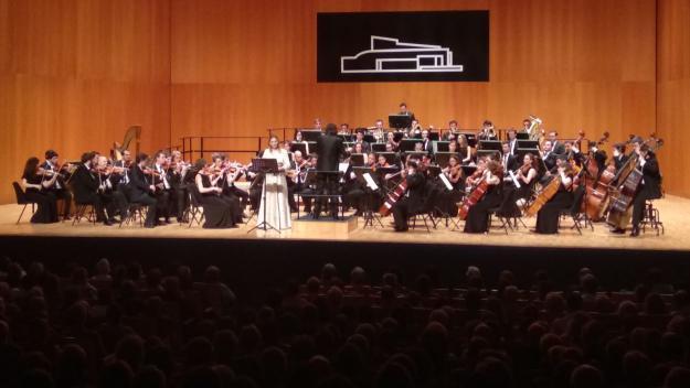 Ainhoa Arteta reviu a Sant Cugat l'últim Strauss davant d'un Teatre-Auditori ple