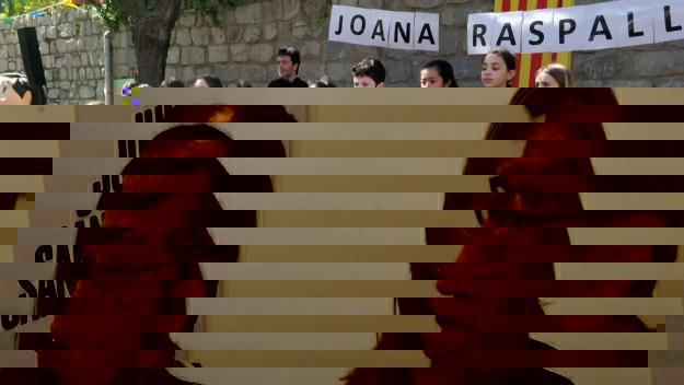El record de Joana Raspall es manté viu a Sant Cugat
