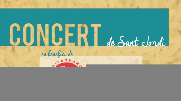 Concert de Sant Jordi: Música i paella solidària