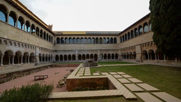 14 anys de l'agermanament entre els claustres de Sant Cugat i Girona