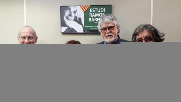 Miguel Garigliano i Amadeo Bergés, al 'Lletres i música'