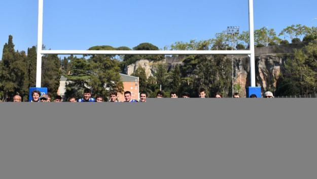 El Club Rugby Sant Cugat, campió d'Espanya sub 18