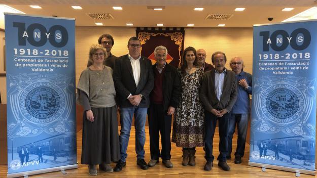 L'AVP de Valldoreix 'reviu' amb la celebració del centenari