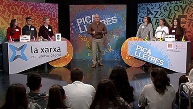 L'escola Jaume Viladoms i l'institut Jaume Mimó s'enfronten al nou capítol del 'Pica Lletres'