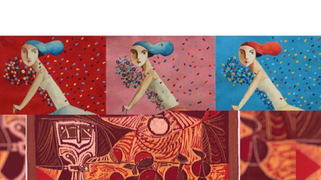 Inauguració d'exposició: 'Colorful', de Didier Lourenço