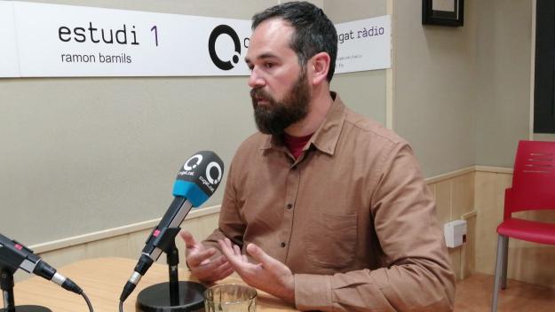 [Entrevista 26-M] Gabriel Jover (Podemos): 'Volem impulsar una renda bàsica universal'