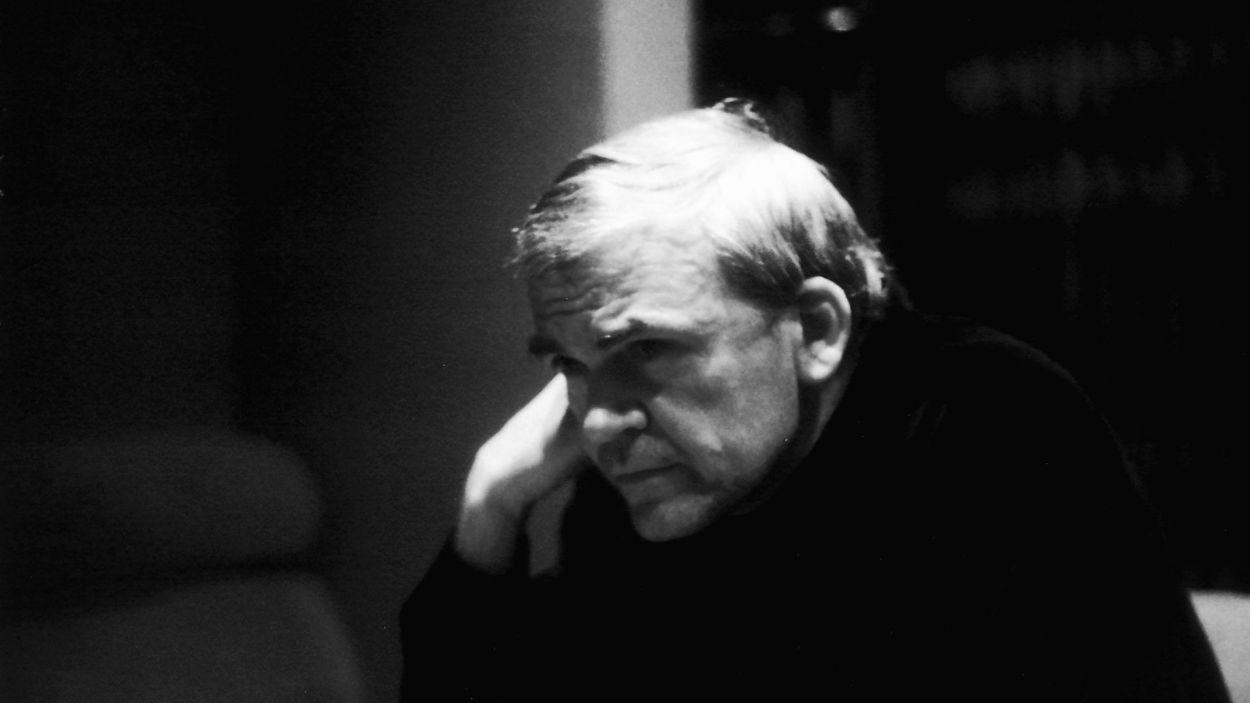 L'obra de Milan Kundera, al magazín