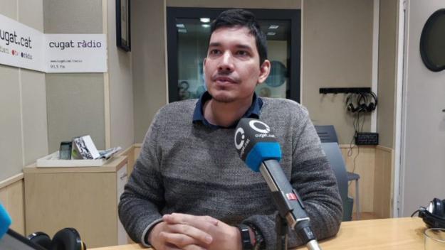 [Entrevista 26-M] Dimitri Defranc (Proposem): 'Volem un Sant Cugat que no expulsi ningú'