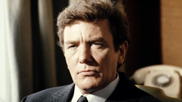 L'actor britànic Albert Finney