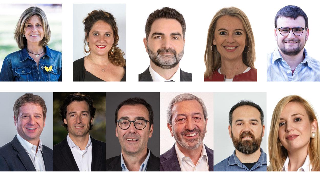 12 candidatures concorren a les eleccions municipals a Sant Cugat