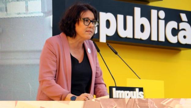 Diana Riba, única candidata santcugatenca a les eleccions europees