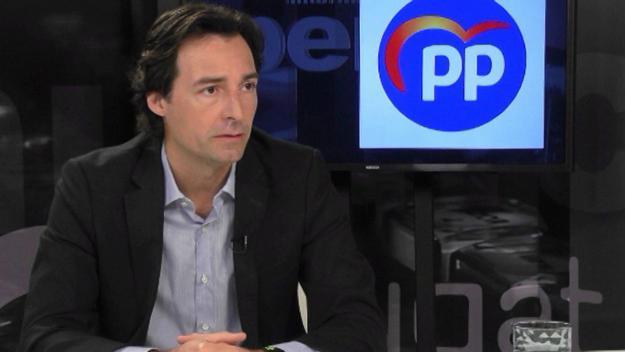 [Entrevista 26-M] Álvaro Benejam (PP): 'Abaixarem tots els impostos'