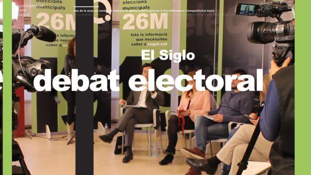 Debat amb els candidats a l'alcaldia de Sant Cugat