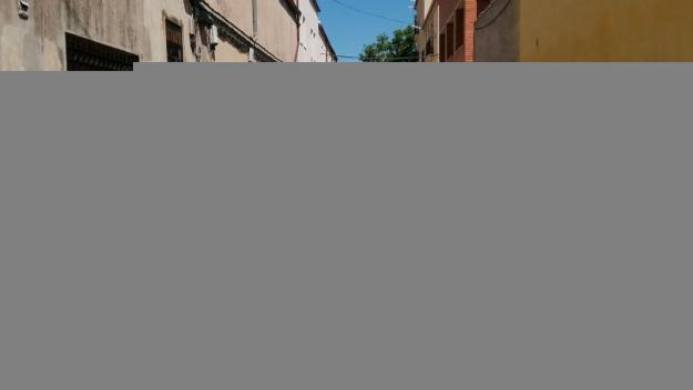 El carrer de Santa Anna serà de plataforma única / Foto: Cugat Mèdia
