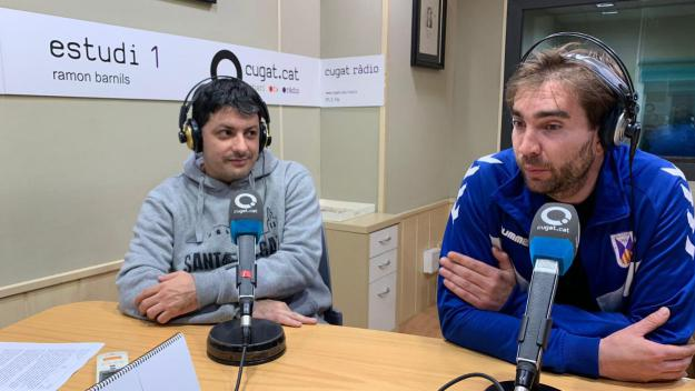 El programa 'Esport en Marxa' ha analitzat el derbi entre el FS Sant Cugat i l'Olímpyc Floresta