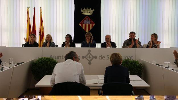 Fortuny: 'El que ha unit tots els grups municipals en aquest mandat és fer ciutat'