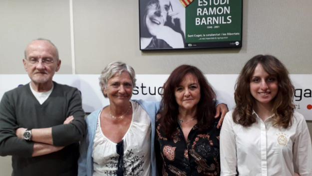 Rosa Cañadell, al 'Lletres i música'