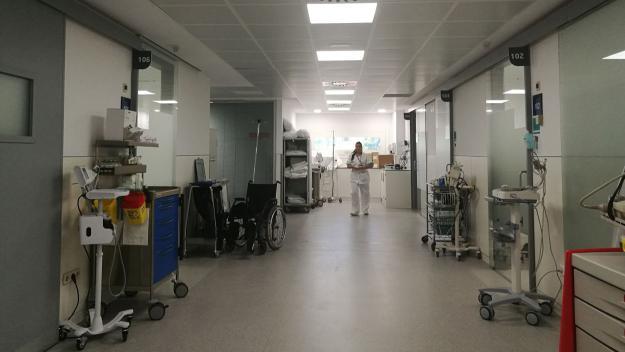 L'Hospital General amplia i remodela el servei d'urgències
