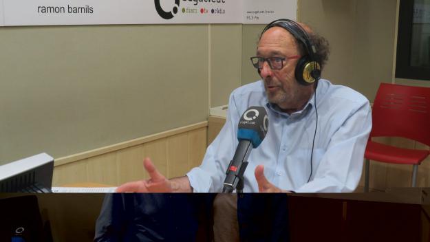 Jaume Espina explica la seva història a 'Històries de Sant Cugat'