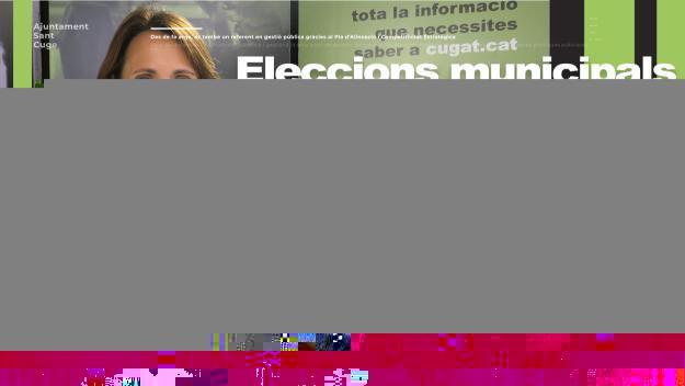 Cobertura especial de Cugat Mèdia amb motiu de la nit electoral del 26-M
