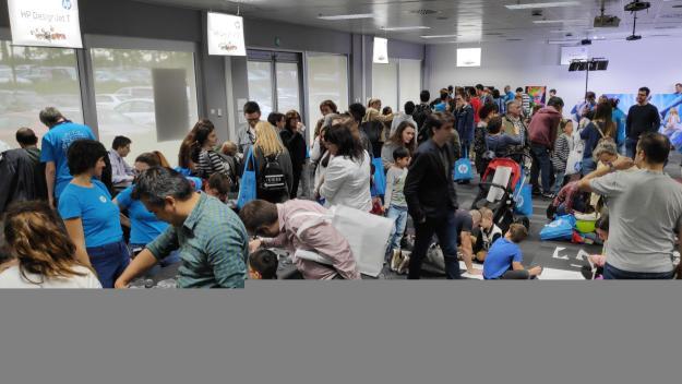 La Diada Solidària d'HP recapta 67.000 euros per finançar cinc iniciatives socials