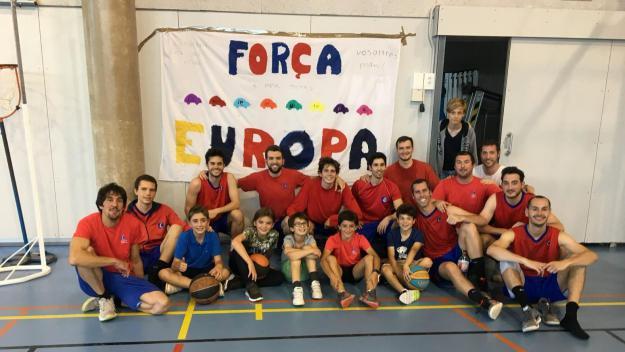 L'Europa International School fa un pas de gegant per seguir a Segona Catalana