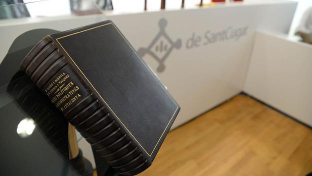 Els 25 regidors i regidores juraran o prometran el càrrec / Foto: Sant Cugat