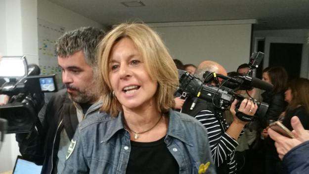 Carmela Fortuny, vicepresidenta segona de la Diputació de Barcelona