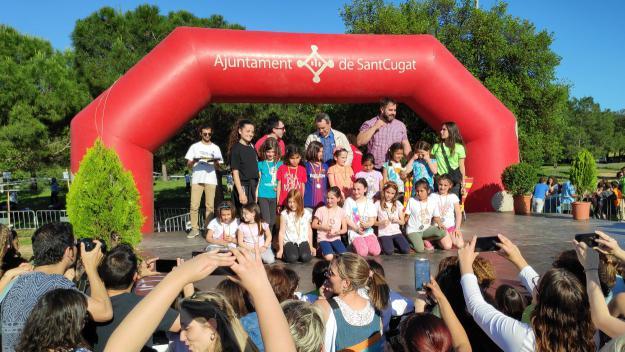 La cloenda dels Jocs Esportius Escolars reuneix centenars de persones en una edició de rècord