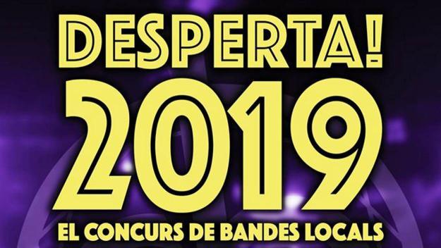 Desperta 2019: Concurs de bandes locals per tocar a la DesPlaça Jove de la Festa Major