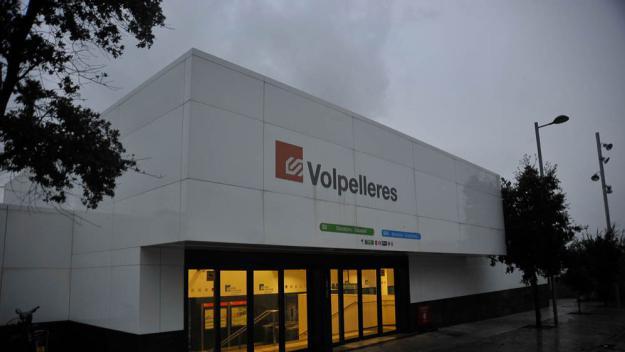 9 anys de l'arribada del ferrocarril a Volpelleres