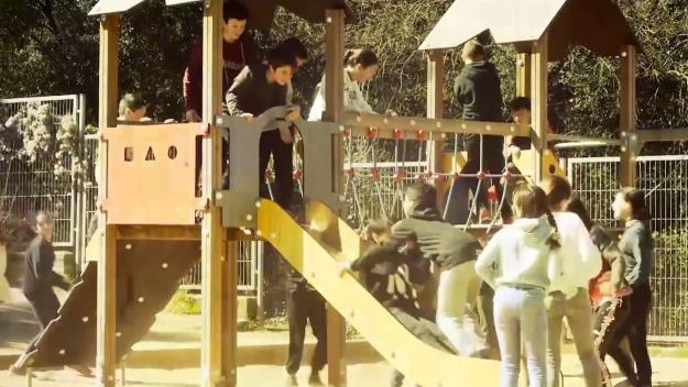 Un moment del videoclip / Foto: Captura del videoclip