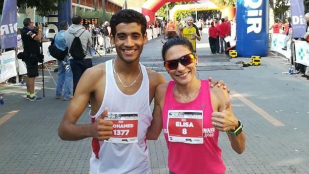 Guanyadors de la darrera edició de la Cursa DiR- Mossos d'Esquadra / Font: Cugat.cat