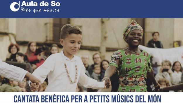 Concert benèfic: 'La Clàudia Sol té un do'