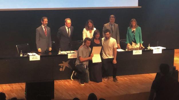 La FP Agora Sant Cugat, guardonada als XVI Premis CAC a l'escola