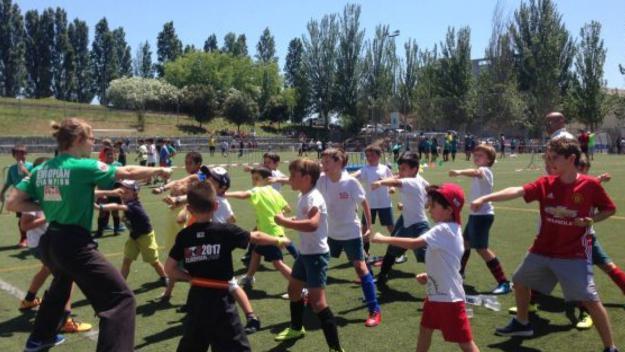 La 9a edició de la Festa de l'Infància arriba a Can Magí el 16 de juny