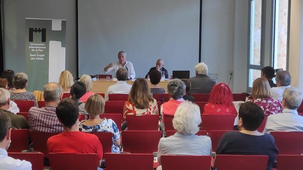 La Unipau presenta el 34è Curs d'Estiu posant el focus en la crisi de les fronteres