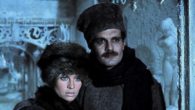 Un moment de la pel·lícula 'Doctor Zhivago'
