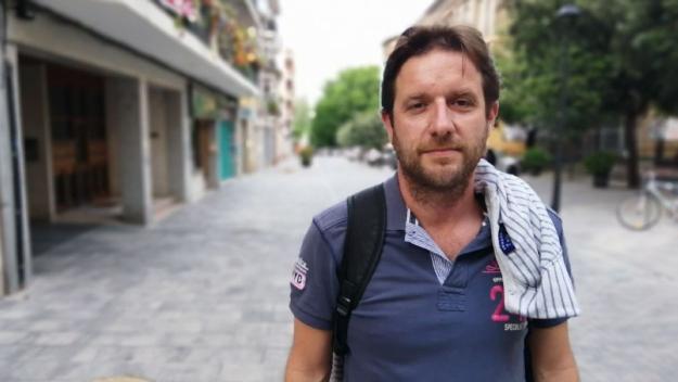 [Entrevista] Maiol de Gràcia: 'M'interessava molt parlar d'algú des de la perspectiva dels altres'