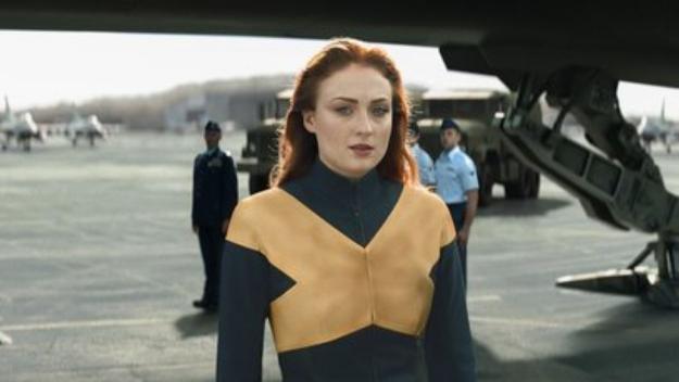 L'actriu Sophie Turner protagonitza 'X-Men: Fénix Oscura' / Foto: ACN