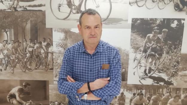 Rafa Robledo seguirà com a president de la Coordinadora d'Entitats Esportives / Font: Cugat.cat