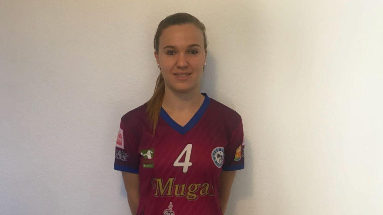 La jugadora de voleibol Maria Sanchís fitxa per l'Avarca Menorca