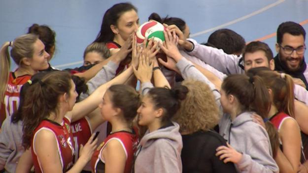 La plantilla del DSV- Volei Sant Cugat pren forma de la cara a la nova temporada / Font: Cugat.cat