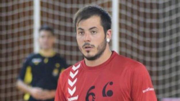 Hector Gómez retorna a l'Handbol Sant Cugat / Font: Handbol Sant Cugat