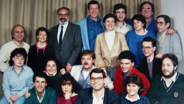 37 anys informant de tot el que passa a Sant Cugat