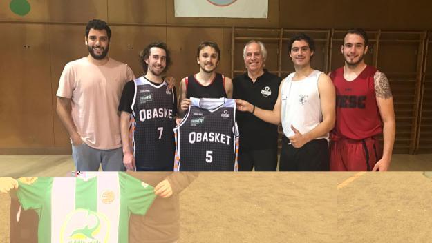 El QBasket s'endú quatre jugadors de la UESC per formar un equip '100% santcugatenc'