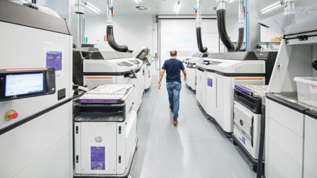 HP situa Sant Cugat al capdavant de la cursa tecnològica d'impressió 3D