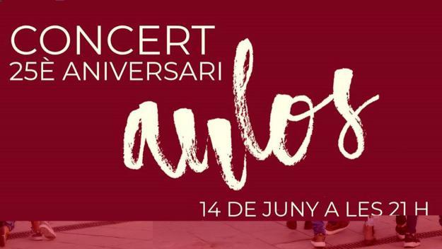 Concert: 25è aniversari Cor Aulos